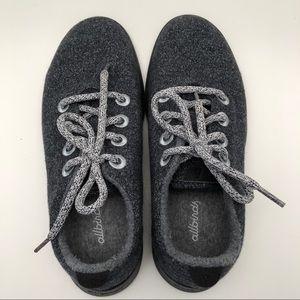 Dark Gray Women's Wool Runners allbirds
